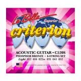 Струни для акустичної гітари La Bella C520S
