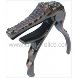 Каподастр для акустической гитары Alice A007G/PB