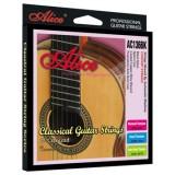 Струны для классической гитары Alice AC136BK-H сильного натяжения