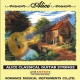 Струны для классической гитары Alice A106 сильного натяжения