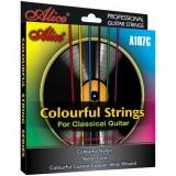 Струны для классической гитары Alice A107C Colourful нормального натяжения