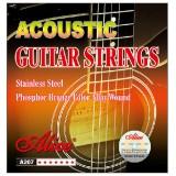 Струны для акустической гитары Alice A207-L легкое натяжение