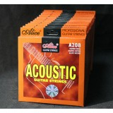Струны для акустической гитары Alice A208-L легкое натяжение