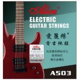 Струны для электрогитары Alice A503-L легкое натяжение