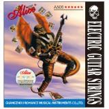 Струны для электрогитары Alice A506-L легкое натяжение