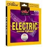 Струны для электрогитары Alice A508-L легкое натяжение