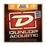 DUNLOP DAB1048 80/20 BRONZE EXTRA LIGHT (10-48)