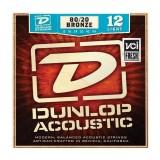 DUNLOP DAB1254 80/20 BRONZE LIGHT (12-54)