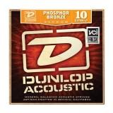DUNLOP DAP1048 PHOSPHOR BRONZE EXTRA LIGHT (10-48)