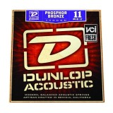 DUNLOP DAP1152 PHOSPHOR BRONZE MEDIUM LIGHT (11-52)