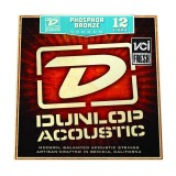 DUNLOP DAP1254 PHOSPHOR BRONZE LIGHT (12-54)