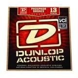 DUNLOP DAP1356 PHOSPHOR BRONZE MEDIUM (13-56)