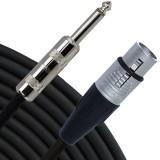 RAPCO HORIZON RHZ-10 Hi-Z Mic Cable (10ft)