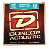 DUNLOP DAP1047J PHOSPHOR BRONZE EXTRA LIGHT-12 (10-47)