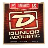 DUNLOP DAP1252J PHOSPHOR BRONZE MEDIUM-12 (12-52)